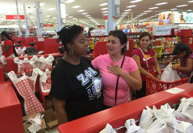 Sisterhood Circle: Kindness Out of the Blue
