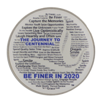 2020 Be Finer in 2020 Pin