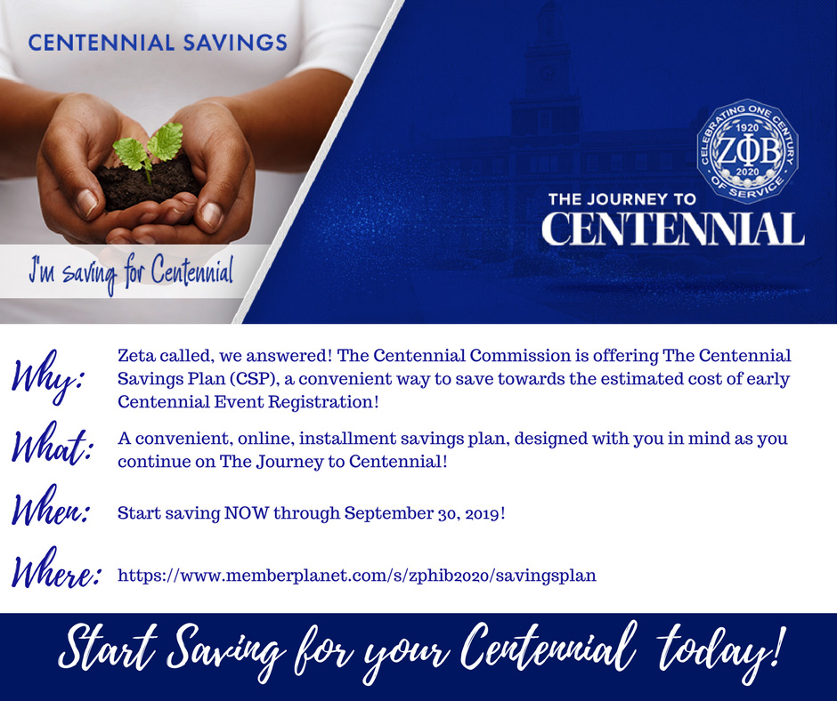 Centennial Savings Plan