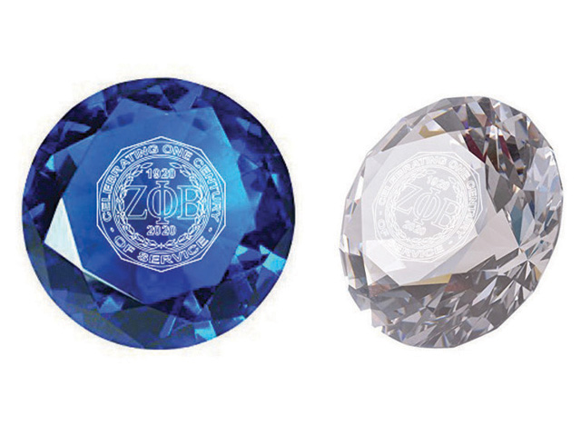 YANDia-Paperweight-Blue-or-Clear