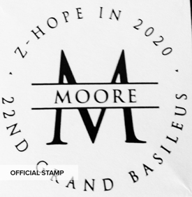 Moore Stamp