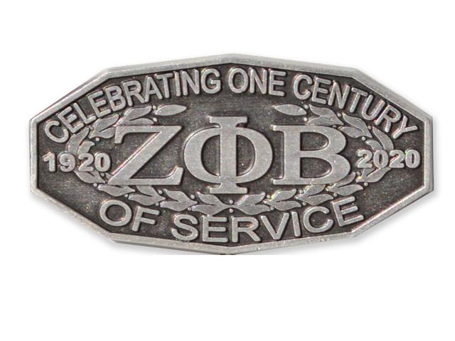 Centennial base Pin