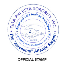 Amicae President Stamp