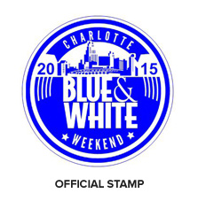 Blue & White Weekend Charlotte