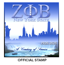 NY State Stamp