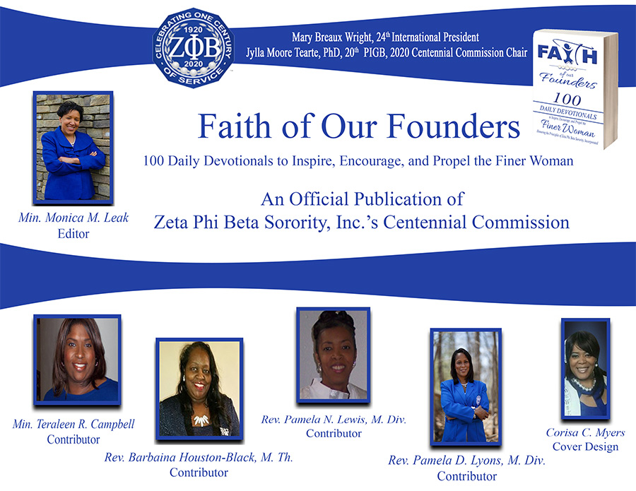 Faith of Our Founders Marketing Flyer