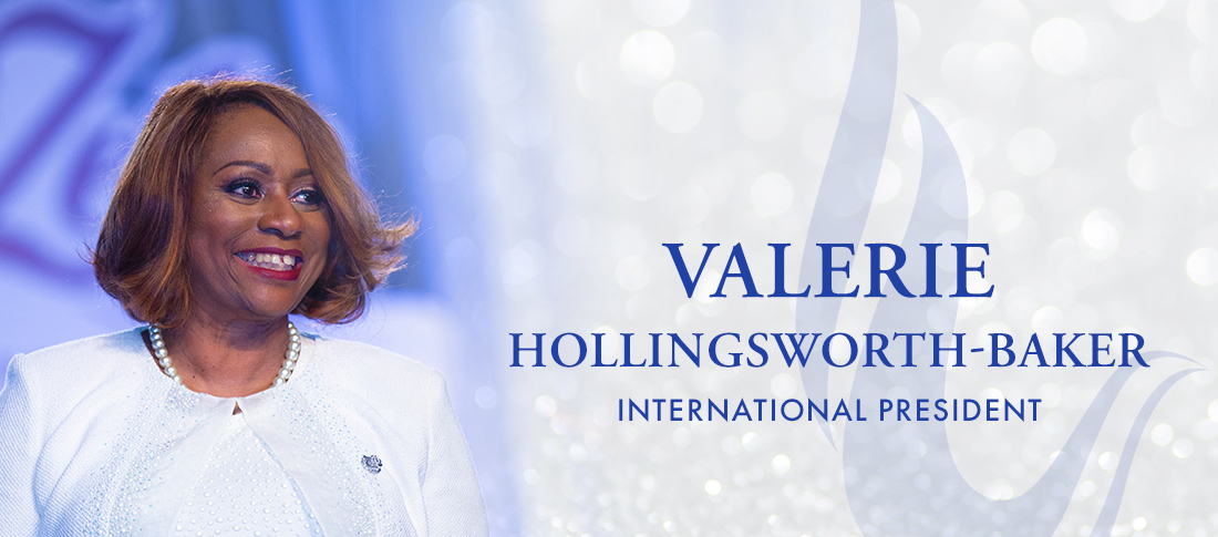 Valerie Hollingsworth-Baker